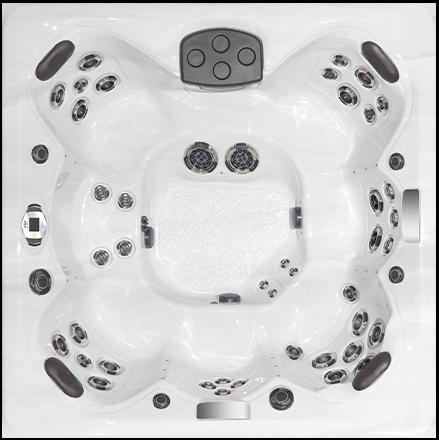 TS 8.25 Hot Tub