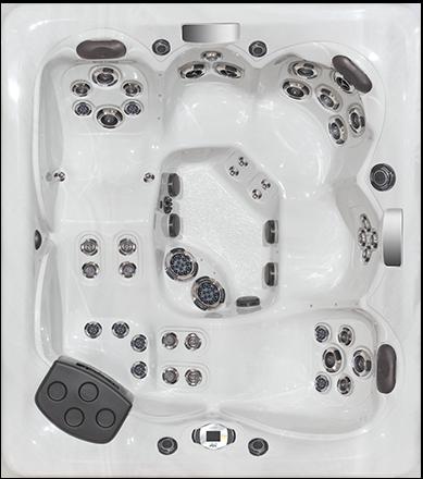 TS 87.3 Hot Tub