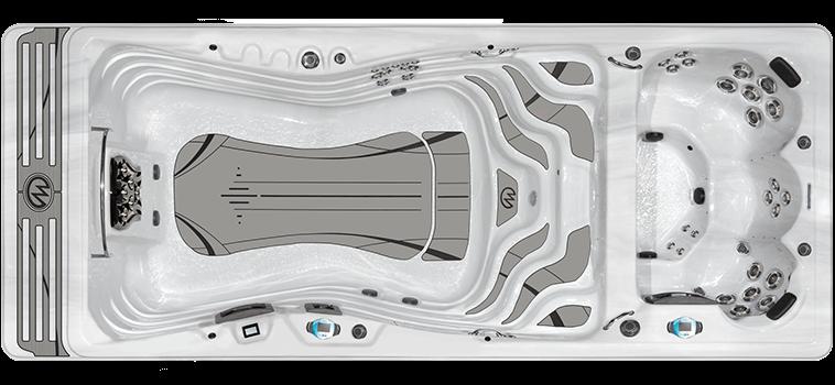 Challenger 19 D Hot Tub