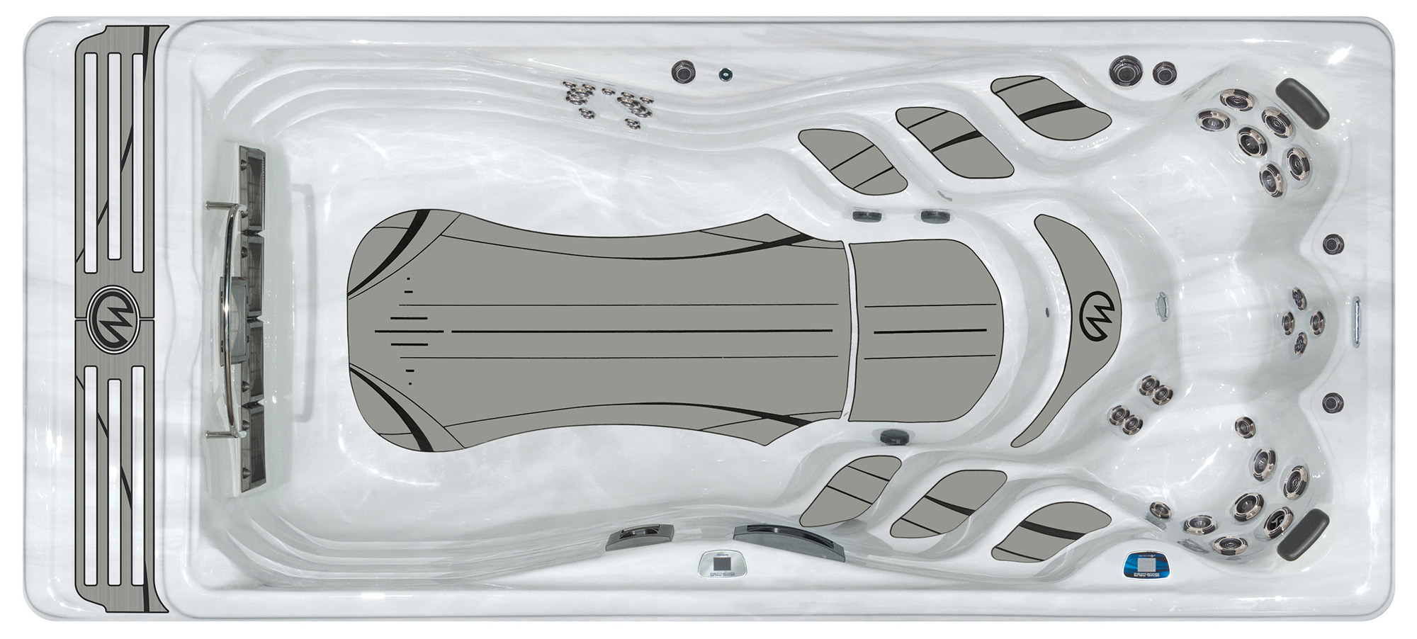 MP Signature™ Deep Hot Tub